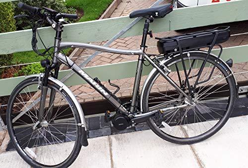 Junstar Mountain Bike Mid-Drive Motor Road Bike Electric Mid Motor Bafang BBS02B 48V 750W (MM G340.750) Bike Conversion Kit