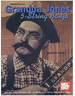 Mel Bay Grandpa Jones 5-String Banjo