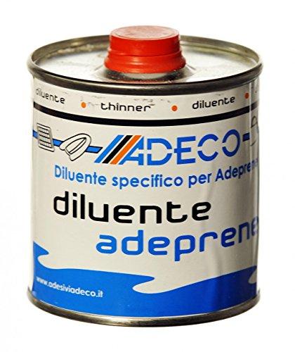 Adeco Verdunner voor Adeprene Forte rubberboot 2-componenten lijm 250 ml - neopreen Hypalon Synotex