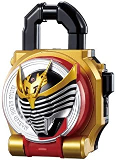 Bandai Kamen Rider Gaim Sound Lock Seed Series SG Lock Seeds 07 Ryuki (Dragon Knight) Lock Seed Ryuki Survive