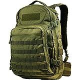 Condor 160-001 Venture Pack para hombre, color verde oliva, talla única