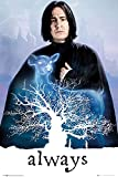 Close Up Harry Potter Poster Snape Always (Patronus) (61cm