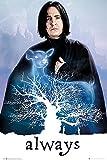 Harry Potter Poster Snape Always (Patronus) (61cm x 91,5cm)