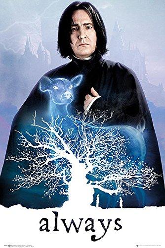 Close Up Harry Potter Poster Snape Always (Patronus) (61cm x 91,5cm)