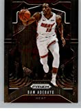 2019-20 Prizm NBA #144 Bam Adebayo Miami Heat Official Panini Basketball Trading Card