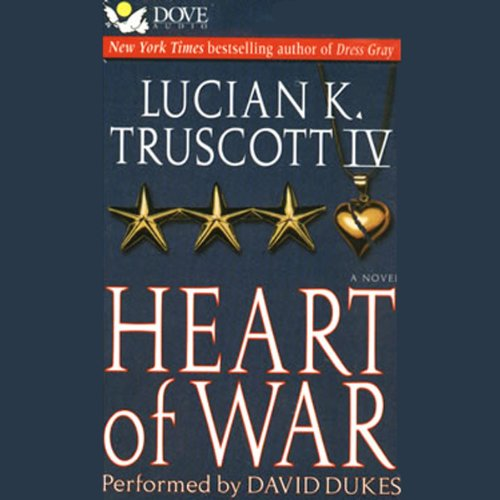 Heart of War audiobook cover art