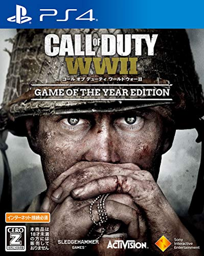 ACTIVISION『CALL OF DUTY WWⅡ』