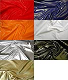 Fabrics-City% ROT LACKLEDER STOFF LEDER LACKSTOFF