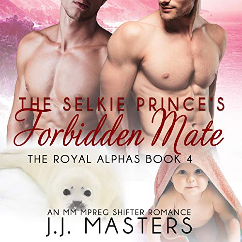 The Selkie Prince's Forbidden Mate: An MM Mpreg Shifter Romance  cover art
