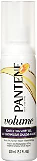 Pantene Pro-V Style Series Volume Root Lifting Spray Gel 5.70 oz (Pack of 4)