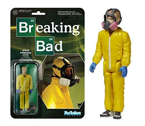 Breaking Bad Funko Reaction Jesse Pinkman Cook Action Figure