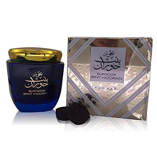 Bakhoor BINT HOORAN - Varillas de perfume 80 g fabricado en los...