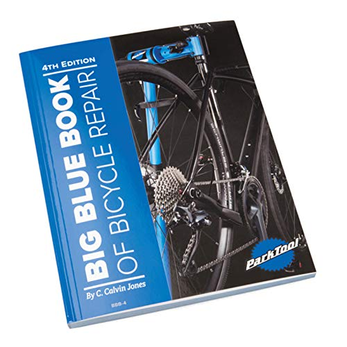 Park Tool Unisex s BBB-4 BBB-4-Big Blue Book of Bicycle Repair Volume IV, A4