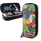 Nice Bird Pencil Case Pen Case Pencil Pouch Stationery Organizer Cosmetic Makeup Bag
