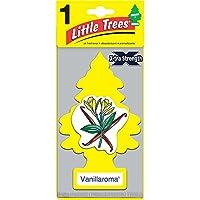 Little Trees(リトルツリー) X-TRA STRENGTH エアーフレッシュナー Vanillaroma(1P) U1P-10605