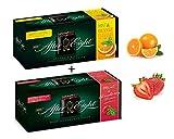 Después de Ocho Gin Tonic (Naranja y Fresa Menta)
