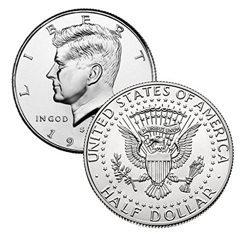 1-40% Kennedy Half Dollar Date Range-1965-1969 Half Dollar Uncirculated US Mint
