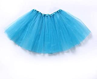 Howely Womens Prom High Waisted Classic-Fit Tutu Ballet Puff Skirt