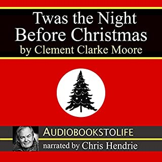 'Twas the Night Before Christmas cover art