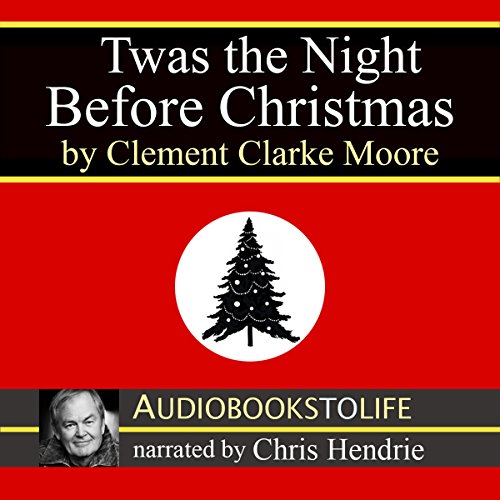 'Twas the Night Before Christmas audiobook cover art