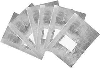 Beaupretty 100Pcs Gel Removedor de Esmalte de Uñas Set Envolturas de Lámina de Uñas Toallitas de Esmalte de Uñas con Palo ...