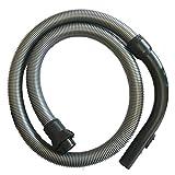 Tubo flessibile per aspirapolvere Miele Parkett & Co. Cat & Dog 5000, con impugnatura confortevole, tubo completo da 1,8 m 1,8m Standardschlauch