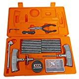 ARB 10000011 Speedy Seal 2 - Universal Heavy Duty Tire Repair Kit For Car, Truck, RV, Jeep, ATV, Motorcycle, Tractor, Trailer. Flat Tire Puncture Repair Kit Fix Punctures and Plug Flats 50 String Plug