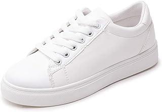 [CAIXINGYI] ファッション 滑り止め 可愛い 猫柄 足跡柄 厚底靴 スニーカー スポーツ レディース カジュアル 通気性
