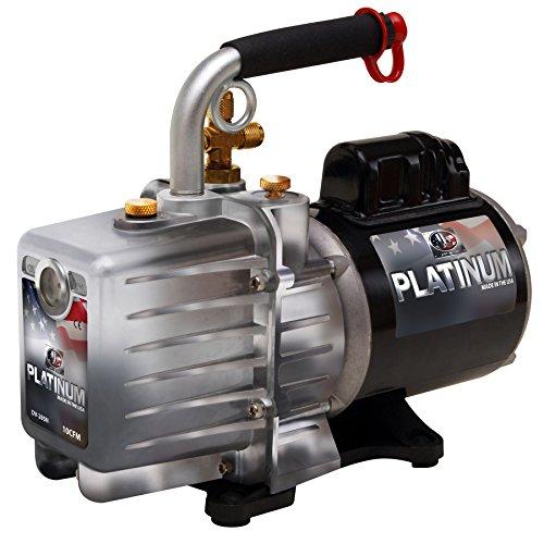 JB Industries DV-200N 7 CFM 2 Stage Platinum Vacuum Pump