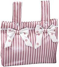 Babyline Carrusel - Bolso panera para silla de paseo, color rosa