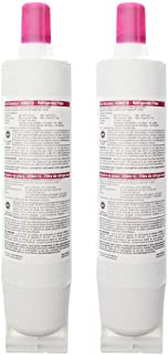 CLANORY Replacement Refrigerator Water Filter for Whirlpool 4396508 Water Filter Cartridge (2PACK)