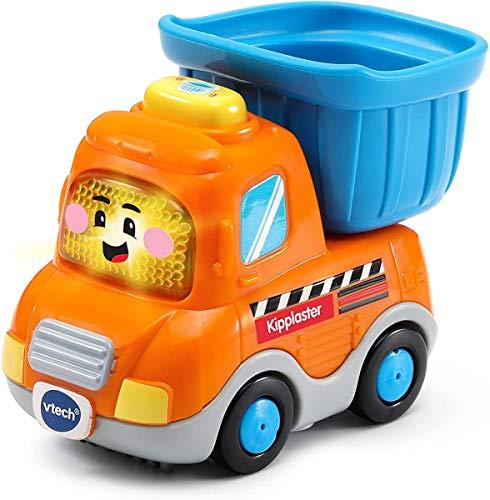 Vtech 80-517304 Tut Tut Baby Bolides – Camion à Bascule pour bébé, Multicolore