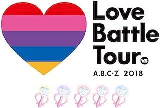 【メーカー特典あり】A.B.C-Z 2018 Love Battle Tour(Blu-ray初回限定盤)(オリジナル特典クリアファイル(A4)付き)...