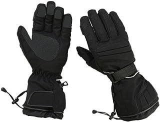Hugger Glove Men's Textile Gauntlet Snowmobile, Ski, Motorcycle Insulated Gloves