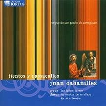 CABANILLES: Los Musicos de su alteza by Jan Willem Jansen (2007-06-25)