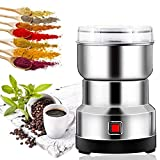 Multifunction Smash Machine Safety Upgraded Coffee & Spice Grinders Electric Household High-speed...