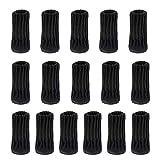 Color 16pz Calcetines para Patas de Silla, Protectores de Alta Elasticidad, Doble Engrosamiento Protectores de Piso para Patas de sillas, Antiruido Protectores de Patas de Madera Gruesa