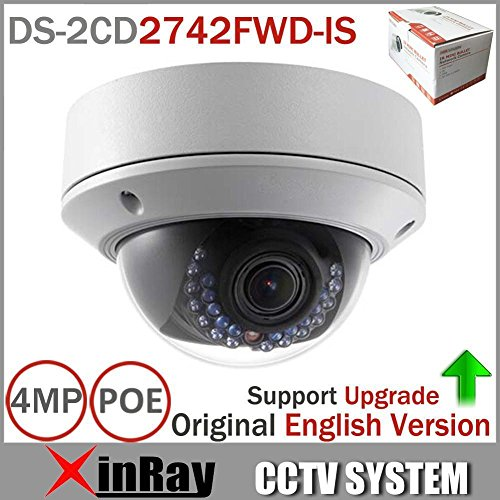 Lowest Prices! Sangdo Original English DS 2CD2742FWD Is 4MP HD 1080p IR IP Vari Focal Camera