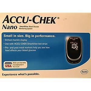 buy  Accu-Chek Accu-Chek Performa Nano Glucose Monitor ... Blood Glucose Monitors