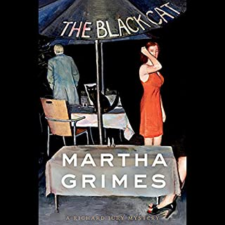 The Black Cat     A Richard Jury Mystery              Auteur(s):                                                                                                                                 Martha Grimes                               Narrateur(s):                                                                                                                                 John Lee                      Durée: 8 h et 52 min     Pas de évaluations     Au global 0,0