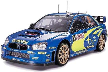 Tamiya USA TAM24281 1/24 Subaru Impreza WRC MC