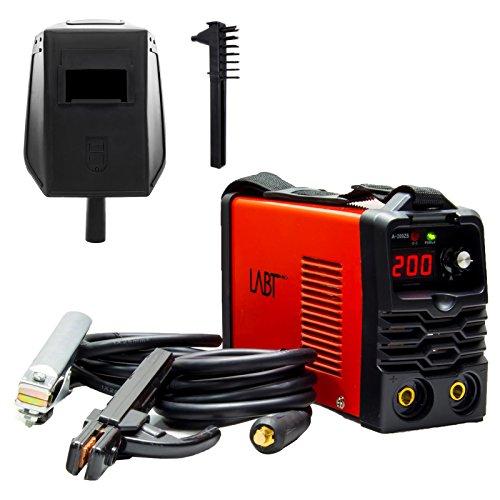 200A Inverter E-Hand Elektroden Schweißgerät | MMA Elektrodenschweißgerät mit IGBT Inverter Technologie von LABT