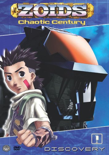 ZOIDS Chaotic Century Vol 1 - Discovery