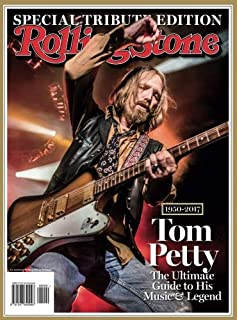 Rolling Stone Tom Petty, 1950-2017: The Ultimate Guide to His Music & Legend