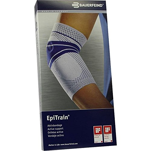 EPITRAIN Bandage Gr.3 schwarz 1 St