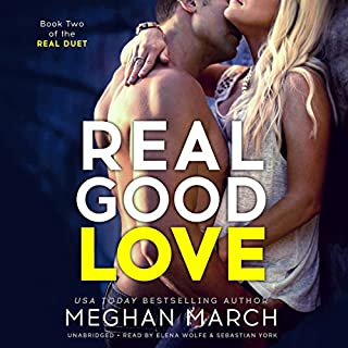 Real Good Love audiobook cover art