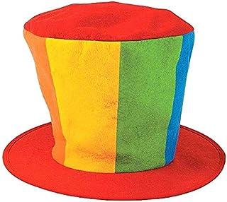 c8ac0c66c2b54 Dondor Enterprises  Oversized Clown Top Hat  Felt Party Clown Hat