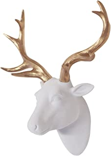 Best small deer head wall decor Reviews