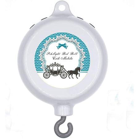 ベビーベッドメリー オルゴール 赤ちゃん モビール 音楽 おもちゃ ぬいぐるみ プレゼント 寝かしつけ 35曲