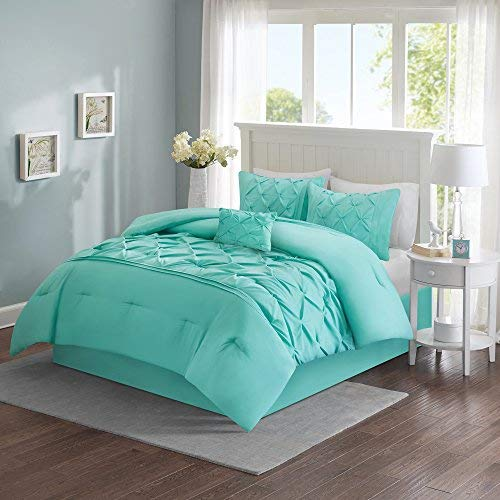 Turquoise Bed Sets: Amazon.com